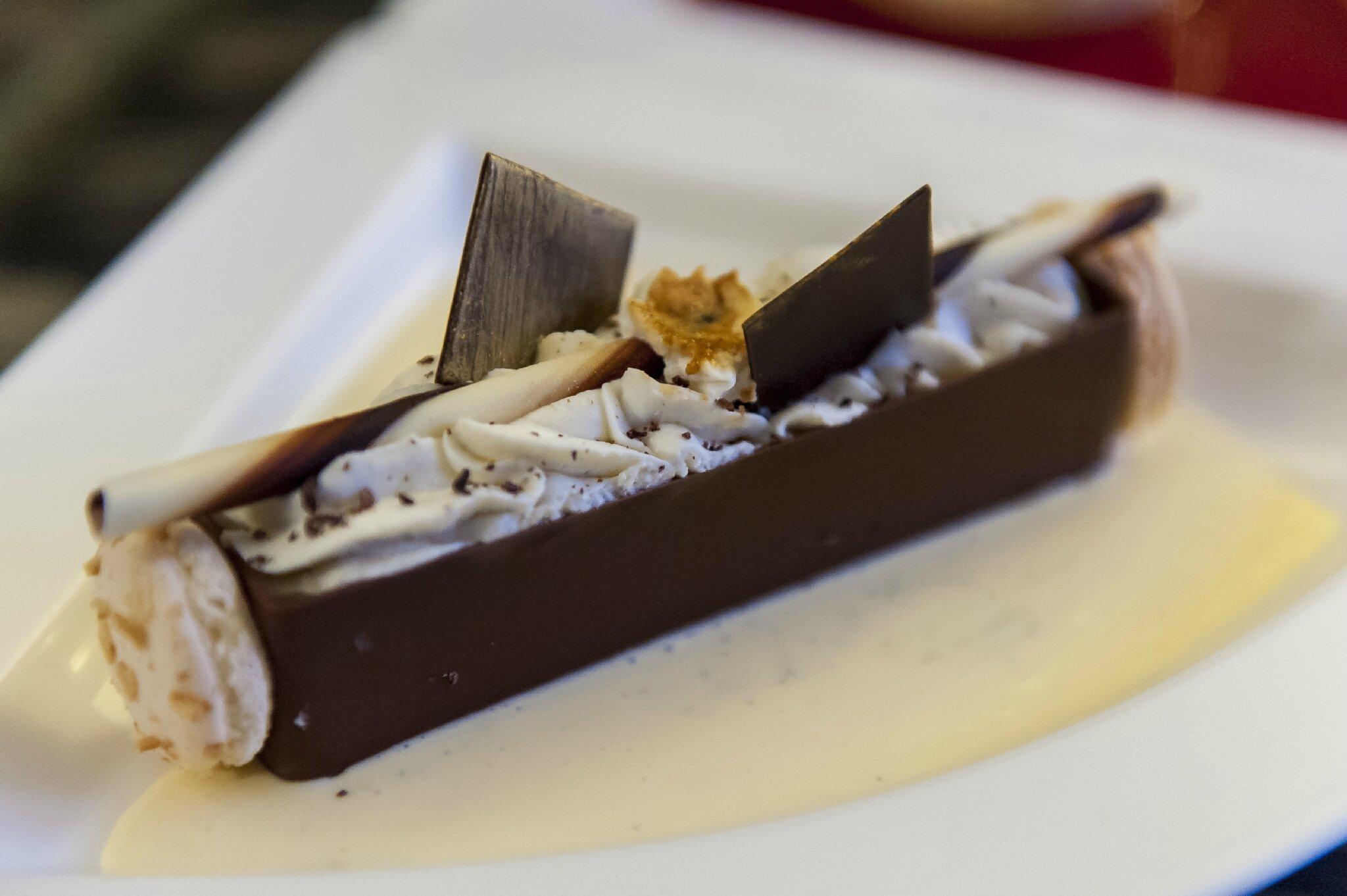 desserts du nouvel an fourchette aiguille