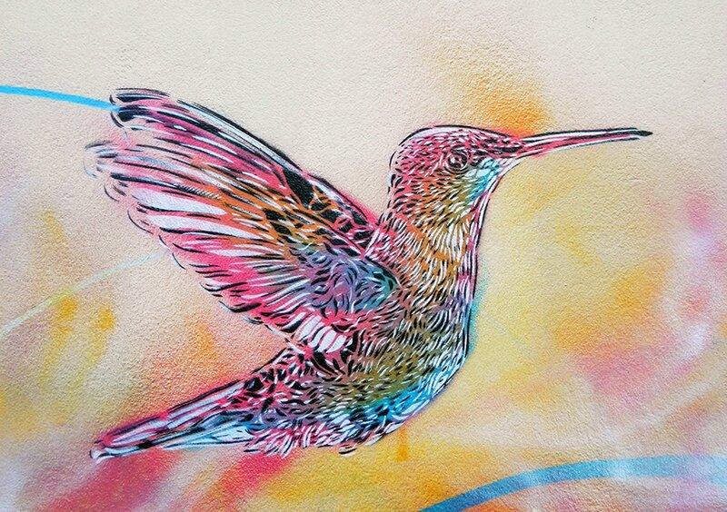 street art,paris,art de rue,13e arrondissement 4 blog
