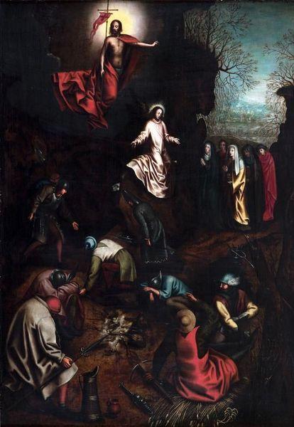 pieter_brueghel_il_vecchio_la_risurrezione_olio_su_tavola_107x738_cm