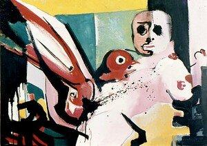 Jacques_Brianti__Corps_aux_oiseaux__1970__huile_sur_toile__72_x_100