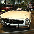 Mercedes 230 sl automatique r113 (1963-1967)
