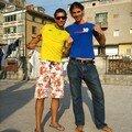 Bonus sur le chemin du retour : france - brésil avec paul à rome
