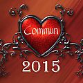 Les coups de ♥ 2015 #Commun