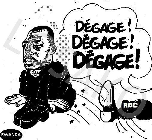 Joseph Kabila-Dégage