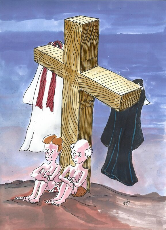 série oecuménisme, un chemin de croix- savoir se dépouiller