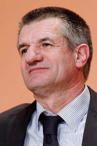 Presidentielles : Soutien à Jean Lasalle !