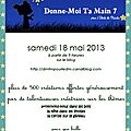 Samedi 18 mai : DMTM 7 !