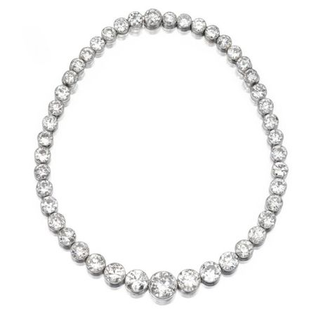 Platinum_and_Diamond_Necklace__Circa_1950