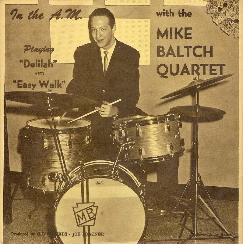 Mike Baltch Quartet - 1961 - In the A