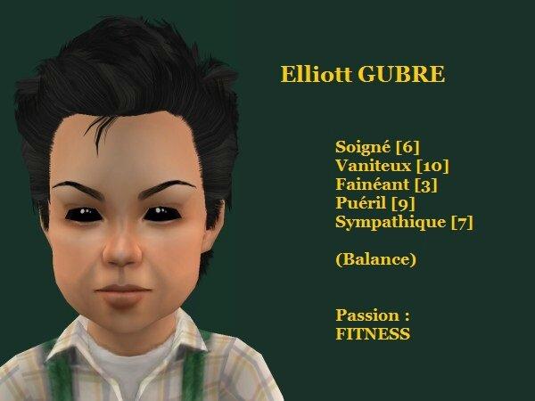 Elliott GUBRE-NEWSON