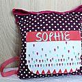 sac serviette SOPHIE