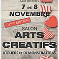 Salon arts creatifs