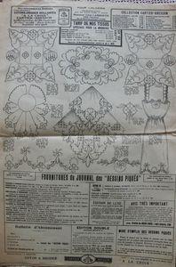 Dessins piqués n° 301 - 15 juillet 1925 (11)