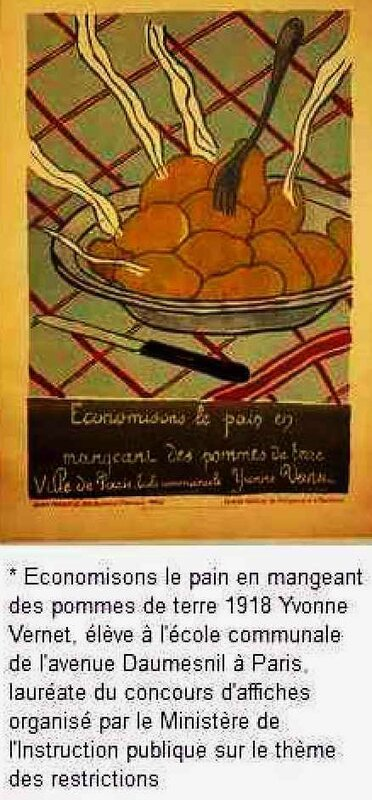 economisons le pain