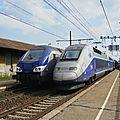 Vallée du rhône : les carences de l'offre ferroviaire
