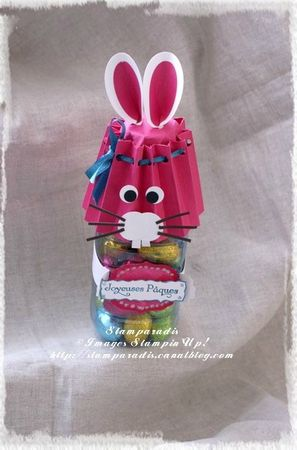 Lapin bouteille