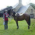 balade à cheval médiévale - Abbaye de Hambye (288)