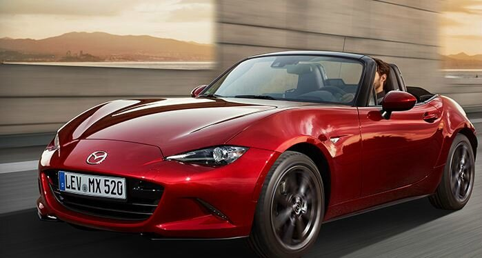 mazda nous fait part du prix de sa mx 5 rf actualit. Black Bedroom Furniture Sets. Home Design Ideas