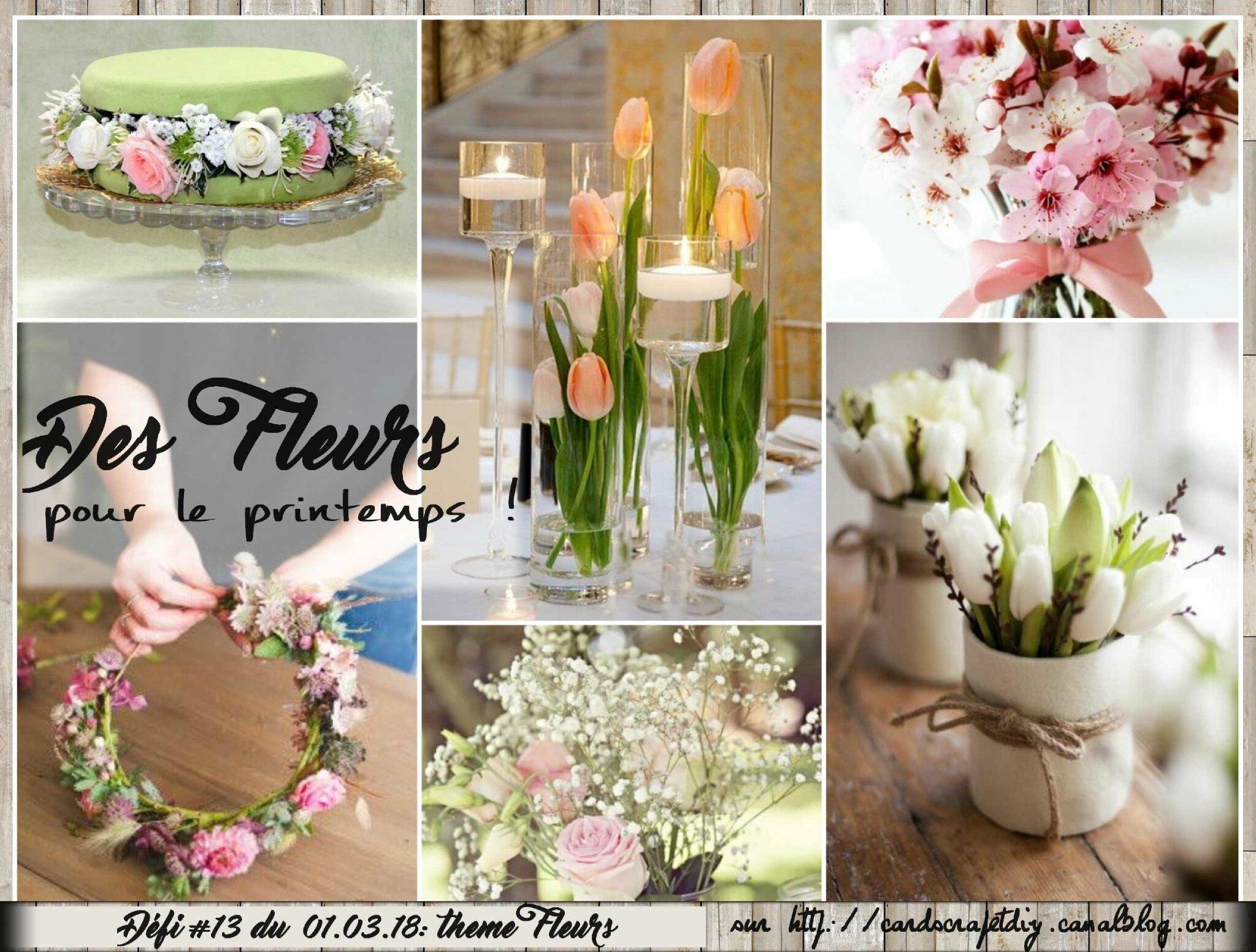 CS&DIY#13 des fleurs! sponsorisé par la Compagnie des Elfes