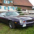 Chevrolet camaro ii coupé