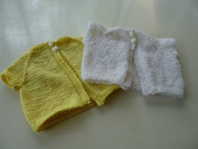 un panier pour le tricot couture tricot. Black Bedroom Furniture Sets. Home Design Ideas