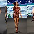 Anna sui - collection printemps-été 2014