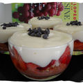 Le tiramisu fraise-coco, c'est very good^^