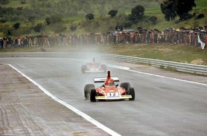 1974-Jarama-312 B3-Lauda-Regazzoni