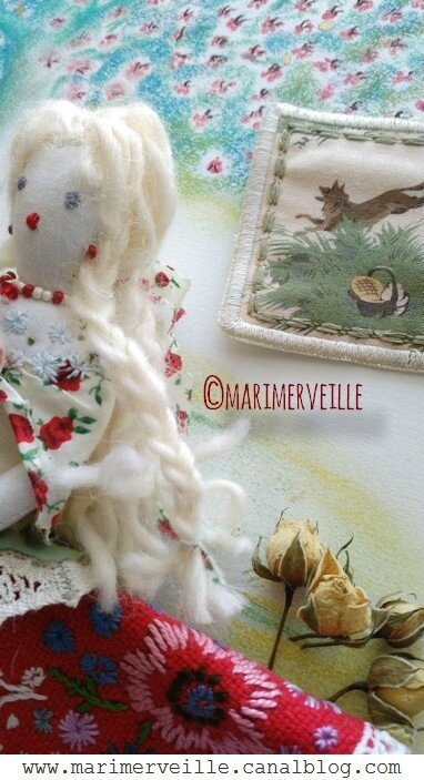 Miss chaperon rouge -poupée N°9 marimerveille1