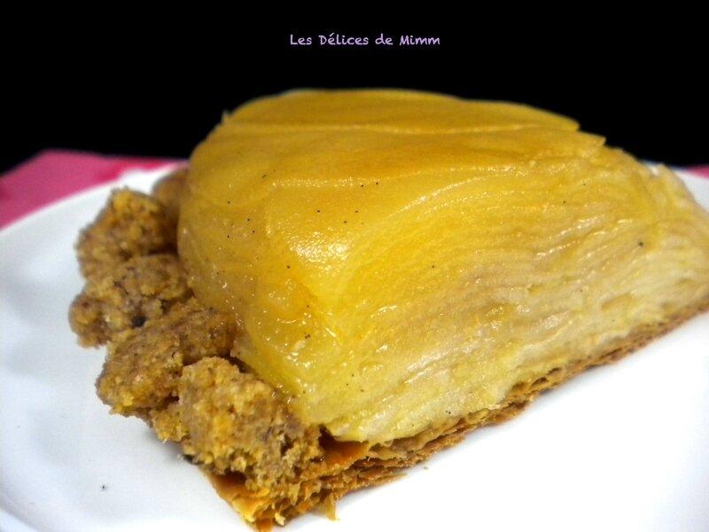 La tarte Tatin de Philippe Conticini 5
