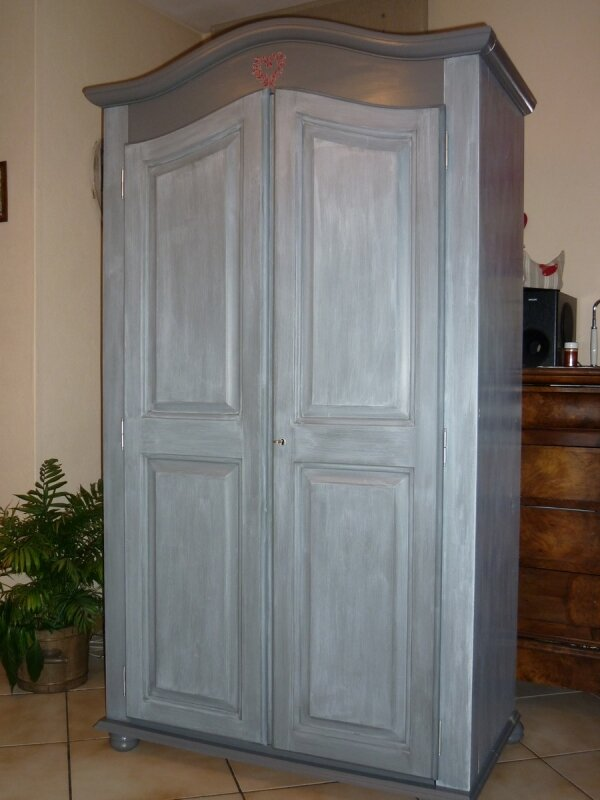 armoire relookee photo de album relooking ma pi ce magique. Black Bedroom Furniture Sets. Home Design Ideas