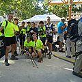 11 participants à la fête départementale de la randonnée à hyères