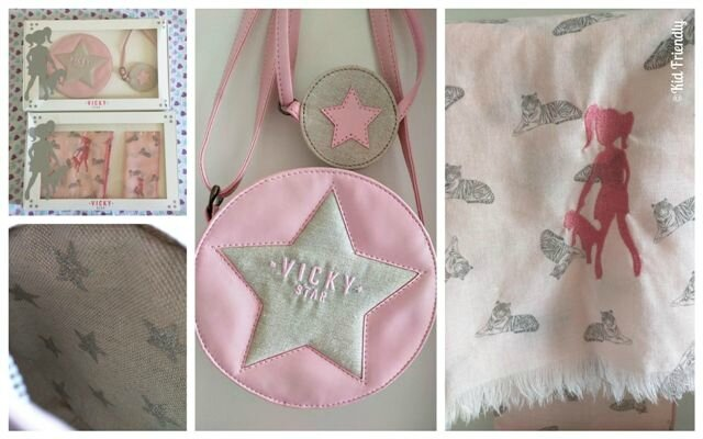 Accessoires Vicky Star ©Kid Friendly