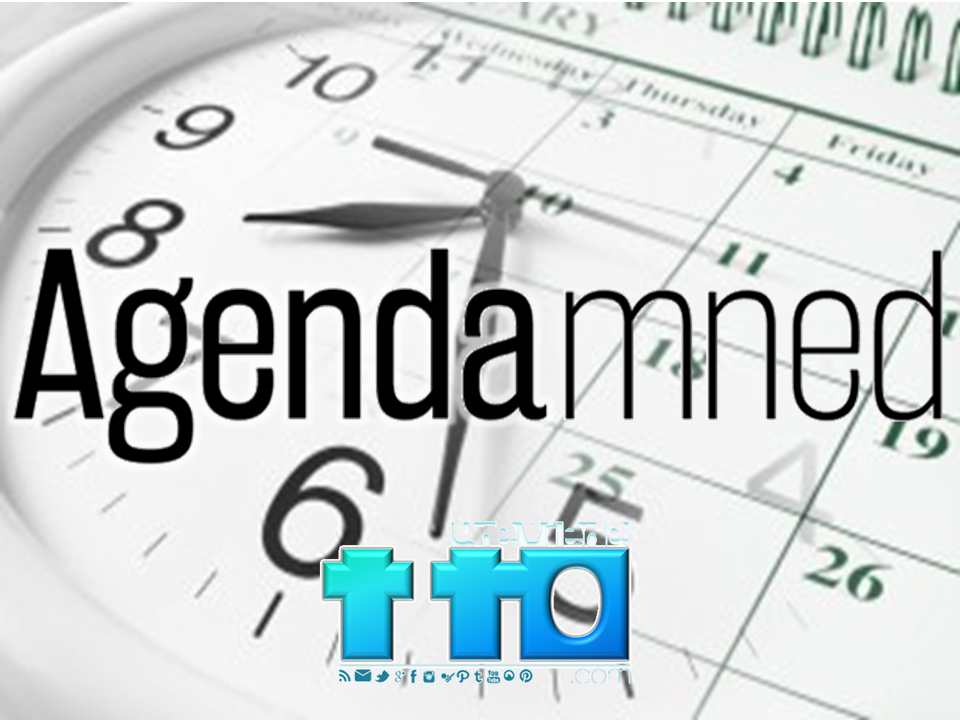 L'agenda...mned