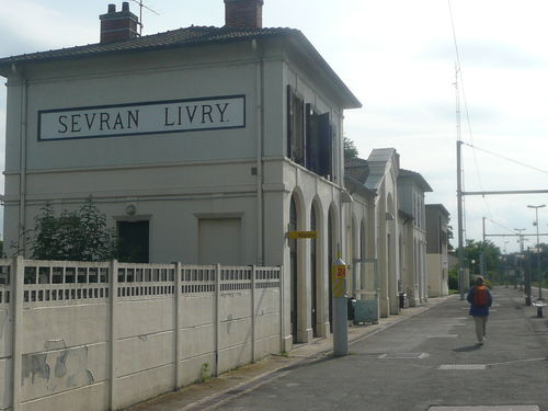 Livry gargan for Piscine sevran