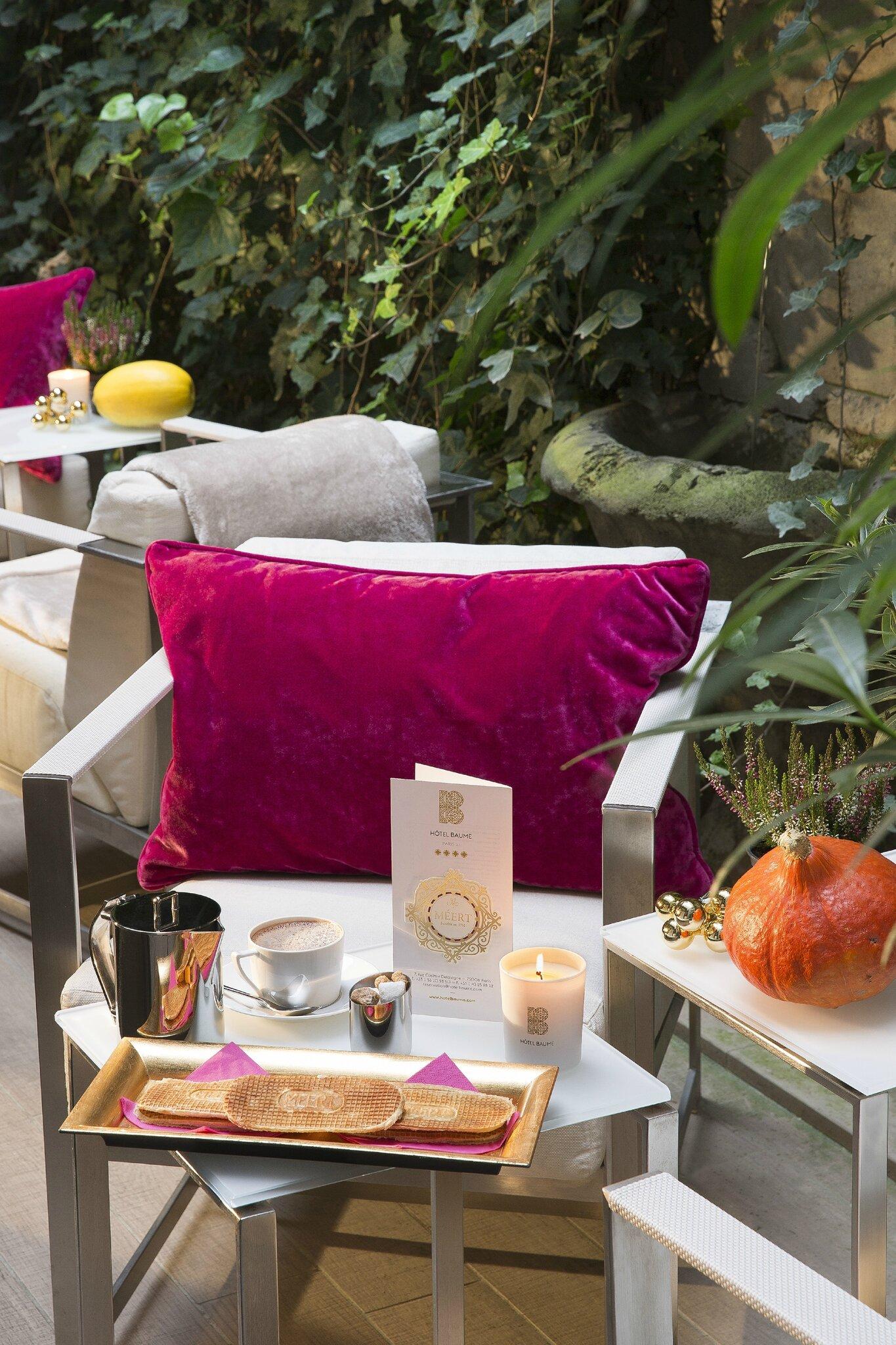 Fan de Déco années 1930 ? Offrez-vous un tea-time à l'hôtel Baume ...