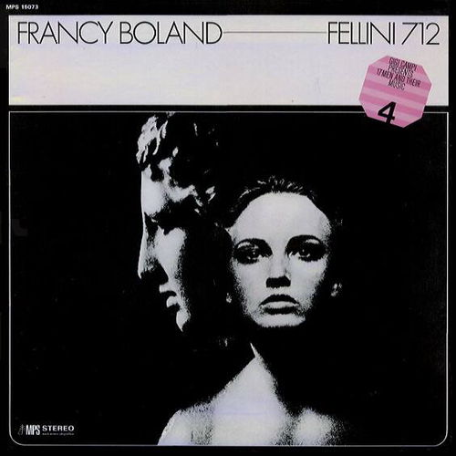 Francy Boland - 1969 - Fellini 712 (MPS)