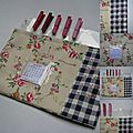 pochette ouuf collage