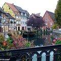 Colmar et son pittoresque marché de noël