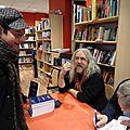 Roger foulon et carine-laure desguin dans l'anthologie du poisson pilote de denys-louis colaux