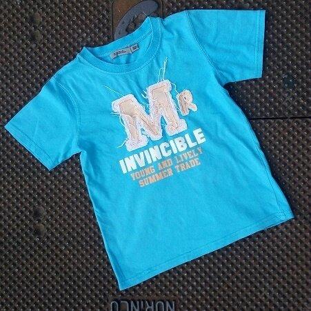 Mr invincible, 5 ans