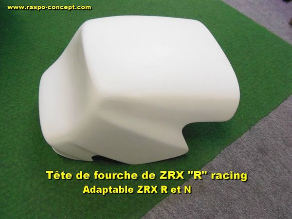 tete de fourche ZRX racing