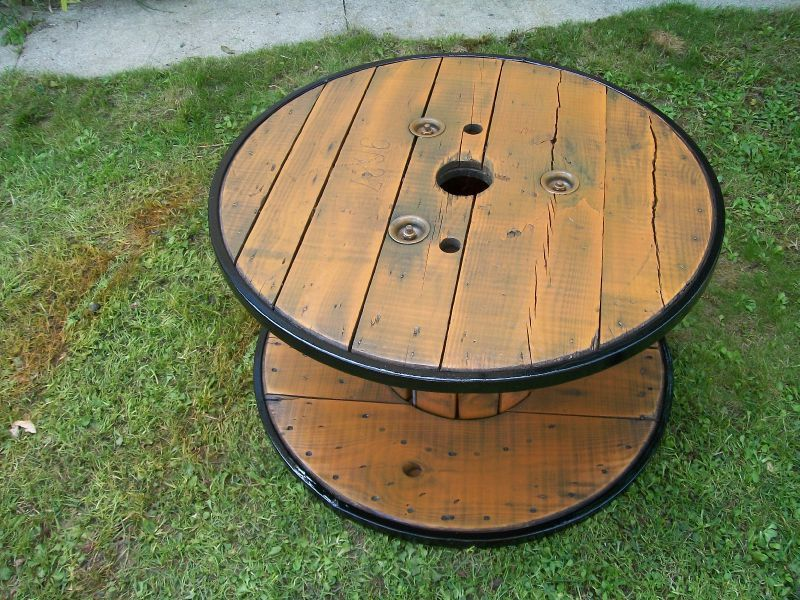 Table Basse Touret Bois. Table Basse Touret Bois With Table Basse ...