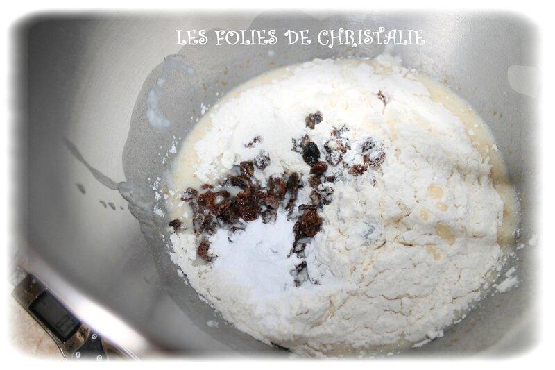 Muffins raisins secs 5