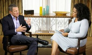 Lance-Armstrong and Oprah Winfrey