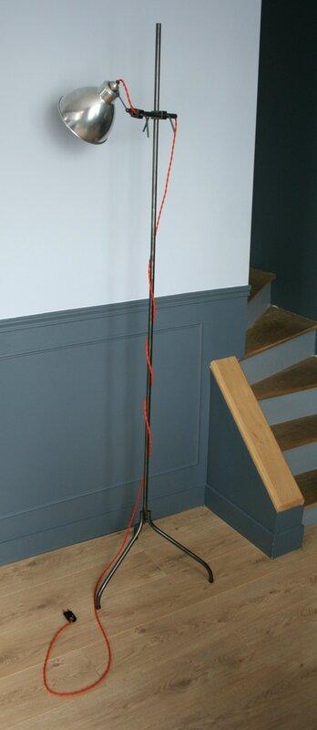 Lampe Studio électrifiée (4)