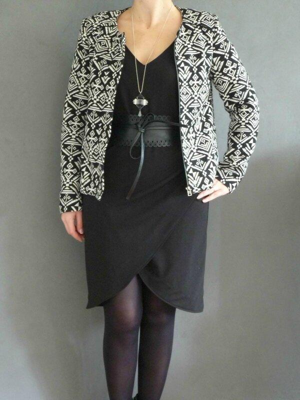 ma petite robe noire Kokechic WandB