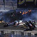 Tragédie à las vegas : dan wheldon se tue dans un accident monstrueux