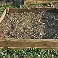 Le printemps arrive, il faut l'attirer au potager... tuto carre de jardin