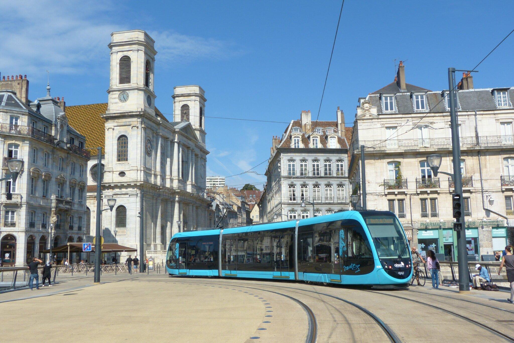 Poste A La Ville Du Grand Besancon